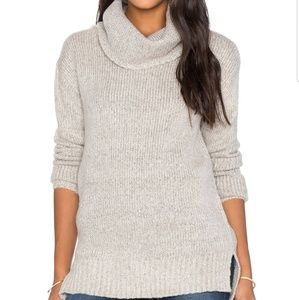 Revolve BB Dakota Moxie Sweater Turtleneck